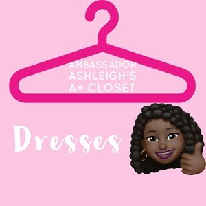 Who doesn't love dresses?!